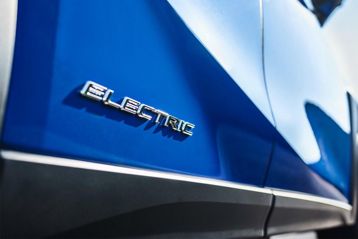 2021 Lexus UX 300e 4