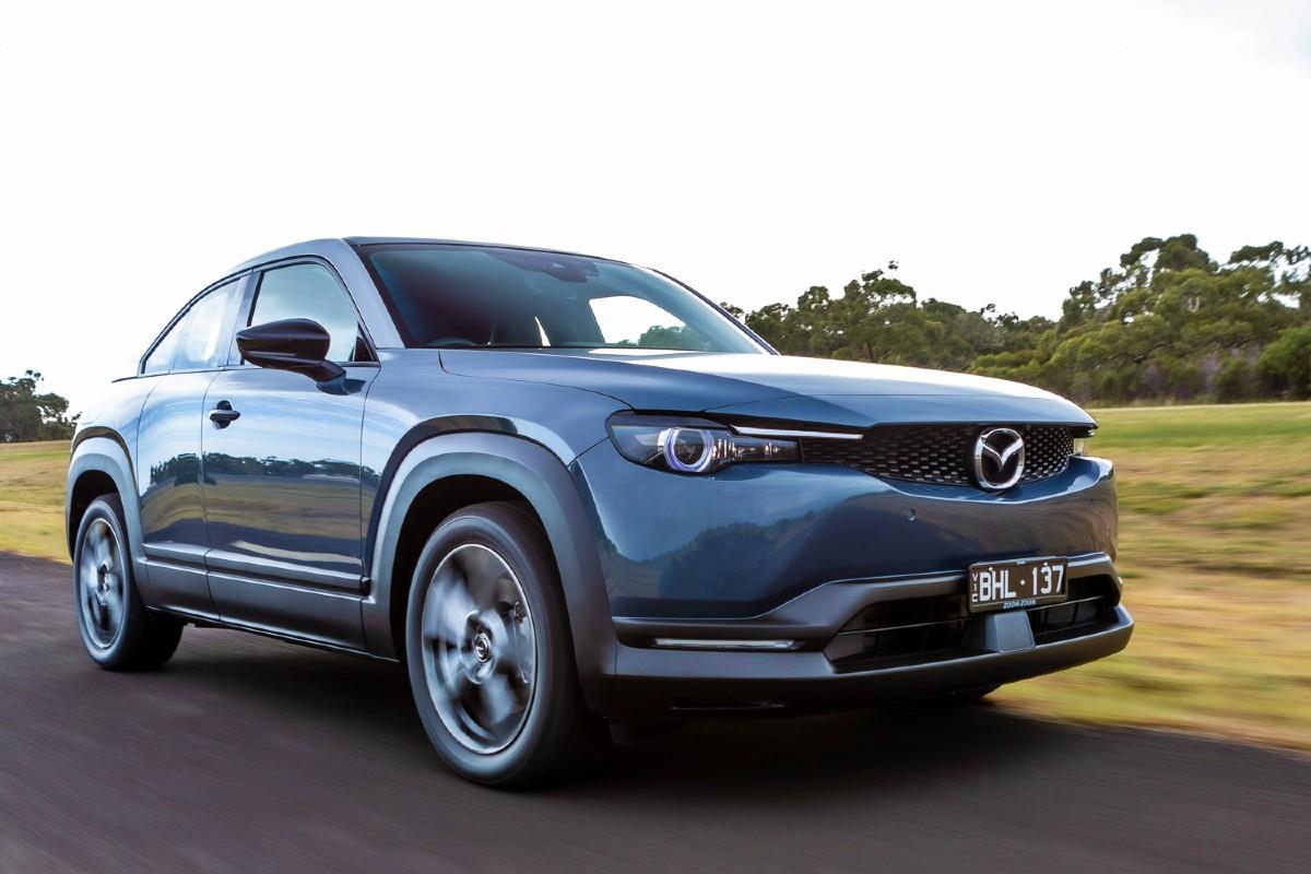 2021 Mazda MX 30 Electric 5