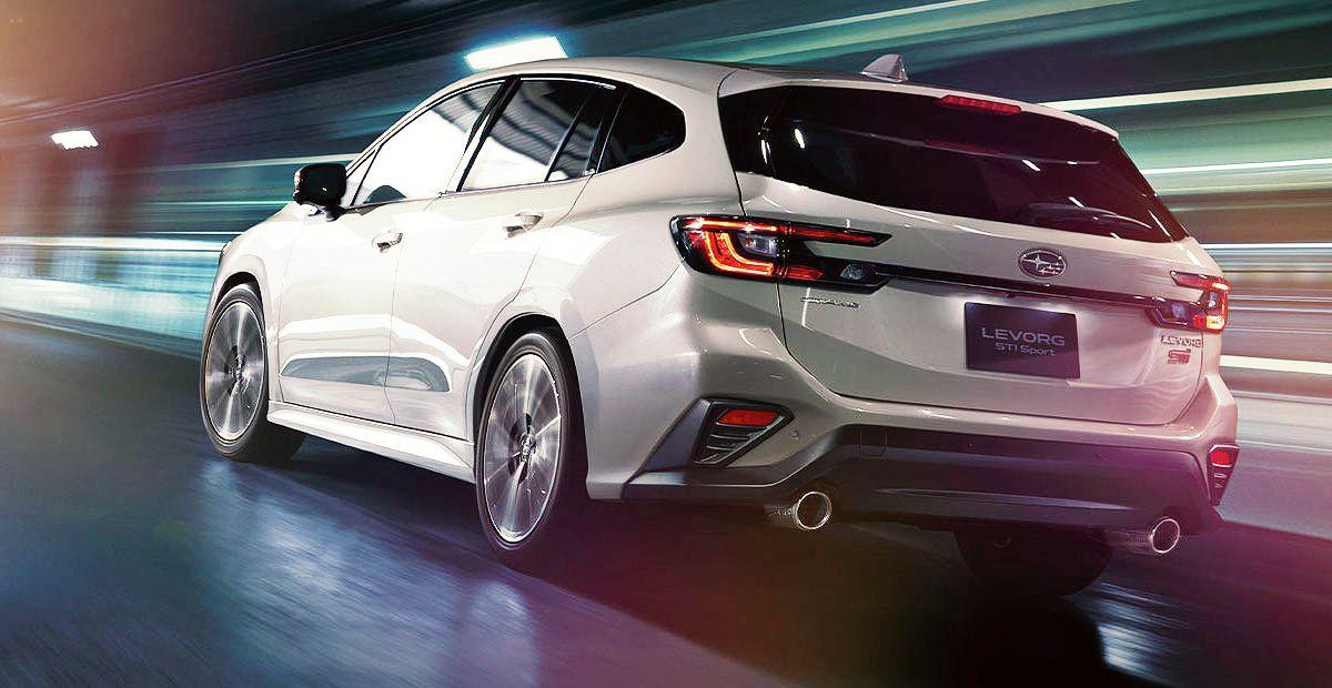 2021 Subaru Levorg Fully Revealed Debuts EyeSight X ... 2021 Subaru Levorg