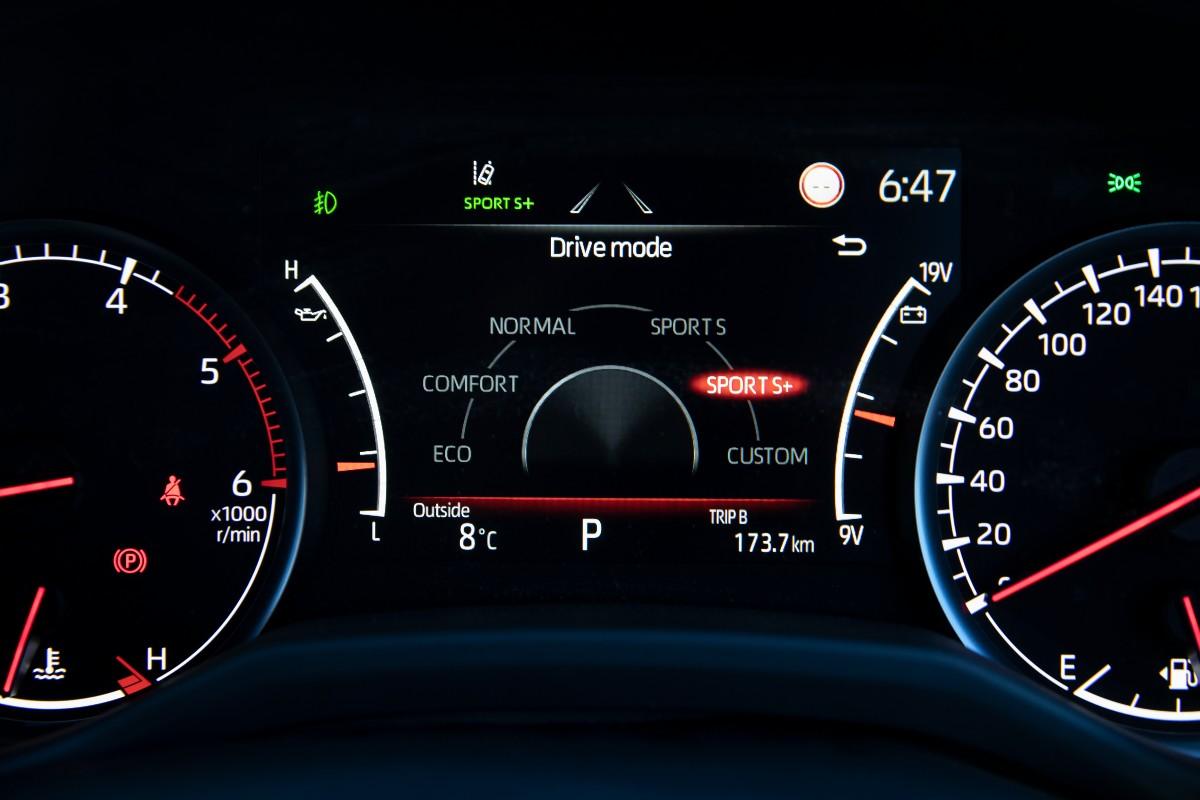 2021 Toyota Landcruiser 300 Series 10