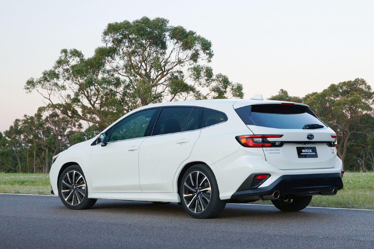 2022 Subaru WRX Sedan and Sportswagon 1