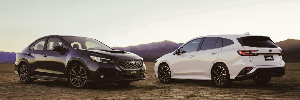 2022 Subaru WRX Sedan and Sportswagon 3