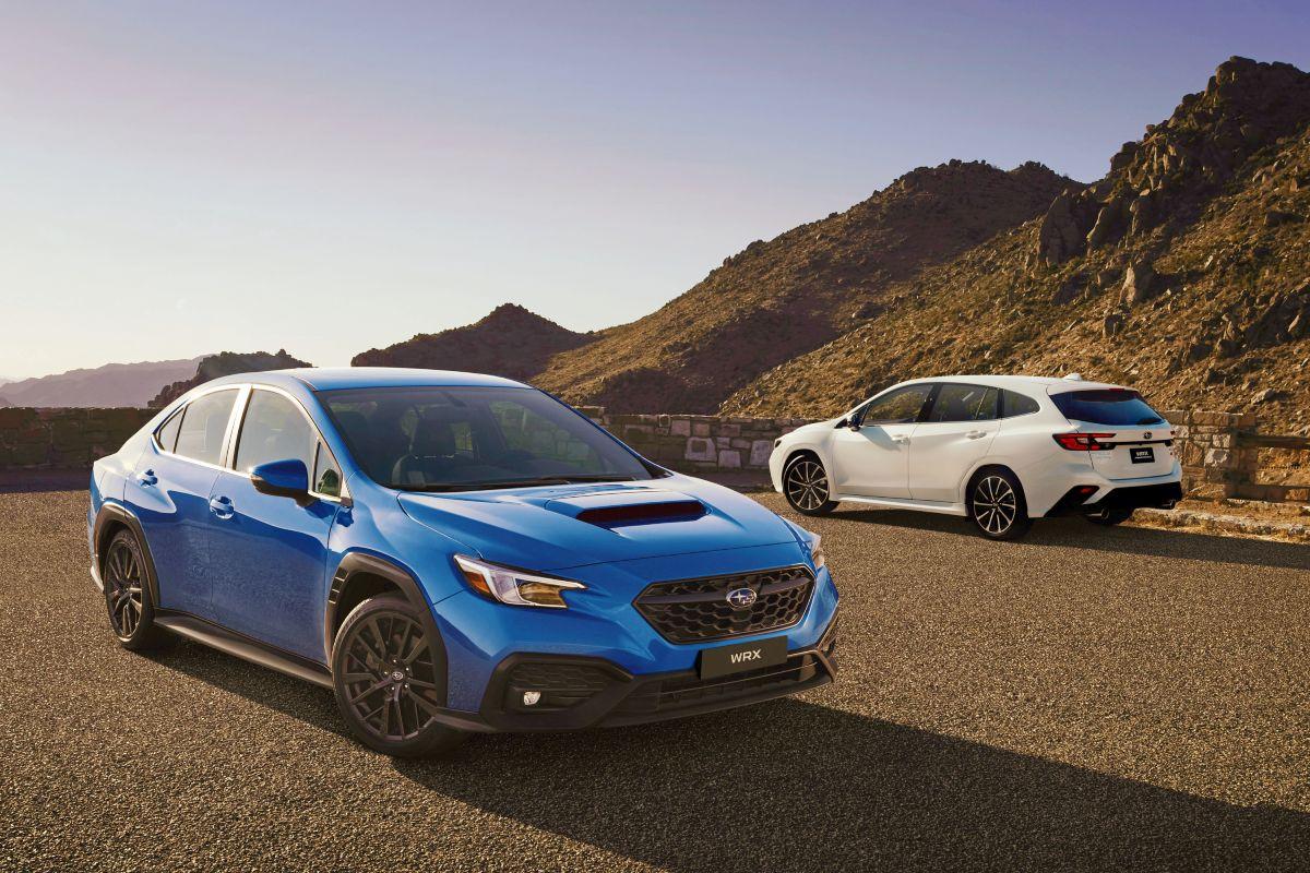 2022 Subaru WRX Sedan and Sportswagon 4