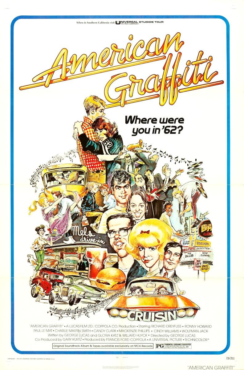 American Graffiti 1973 8