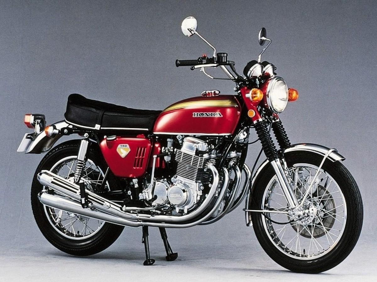 Honda Motorcycles CB750