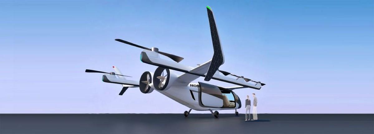 Honda eVTOL aircraft 1