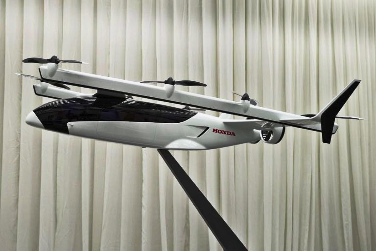 Honda eVTOL aircraft 2