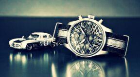 Hot Wheels — a model timekeeper